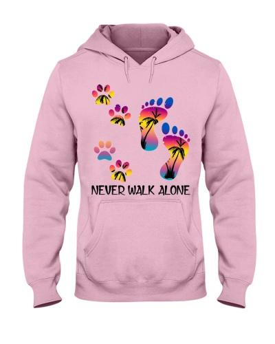 Never Walk Alone - Cat