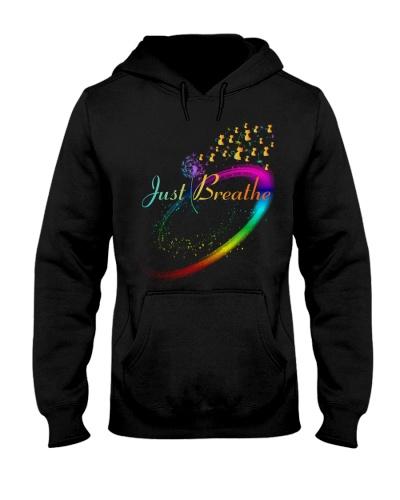 Just Breathe - Cat