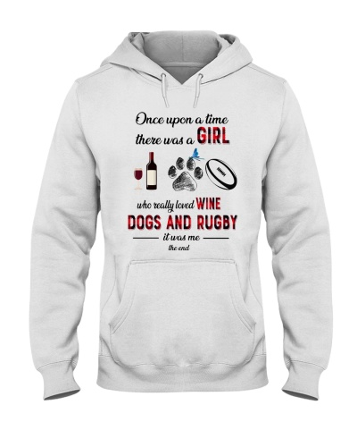 Rugby wine dogs