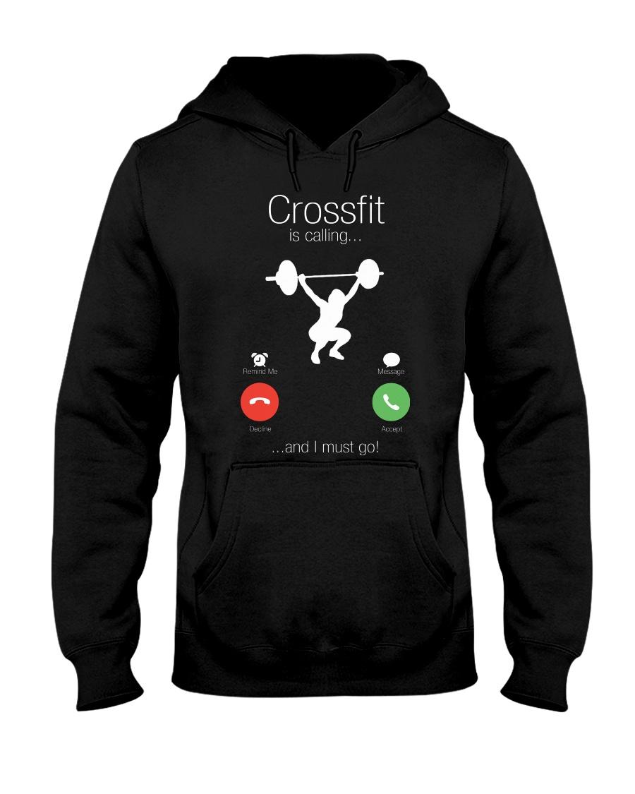 crossfit  Hooded Sweatshirt