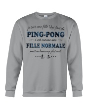 Fille Normale - Ping-Pong GR Crewneck Sweatshirt thumbnail