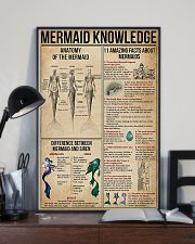 Mermaid Knowledge 11x17 Poster lifestyle-poster-2