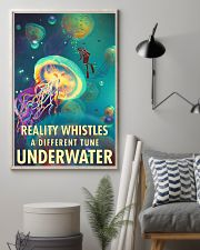 Reality Whistles A Different Tune Underwater 0012 11x17 Poster lifestyle-poster-1