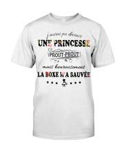 La Boxe M'A Sauvée Classic T-Shirt thumbnail