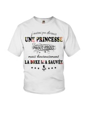 La Boxe M'A Sauvée Youth T-Shirt thumbnail