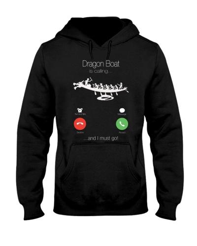 Dragon boat calling
