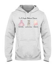 Simple Dancer - Alabama Hooded Sweatshirt front