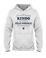 Fille Normale - Kendo Hooded Sweatshirt front