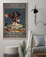 October Girl - I am The Storm 11x17 Poster lifestyle-poster-1