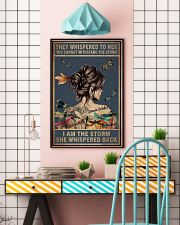 October Girl - I am The Storm 11x17 Poster lifestyle-poster-6