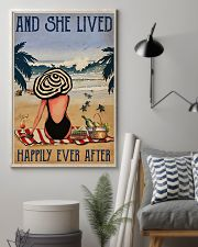 She Lived Happily Ever After NB 11x17 Poster lifestyle-poster-1