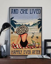 She Lived Happily Ever After NB 11x17 Poster lifestyle-poster-2
