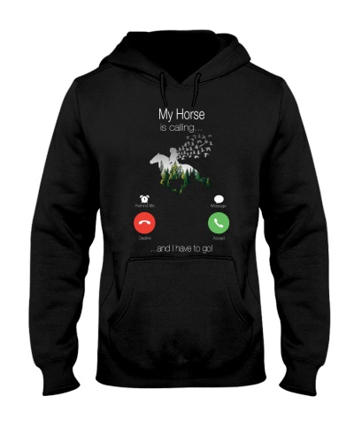 horse calling