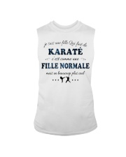 Fille Normale - Karaté Sleeveless Tee tile