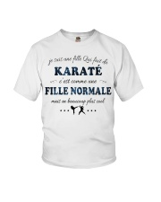 Fille Normale - Karaté Youth T-Shirt thumbnail