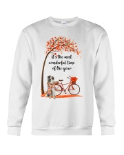 Great Pyrenees Dog - Autumn Crewneck Sweatshirt thumbnail