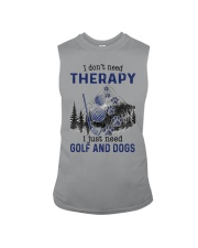 I Don't Need Therapy - Golf Sleeveless Tee thumbnail