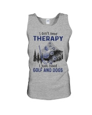 I Don't Need Therapy - Golf Unisex Tank thumbnail