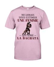 La bachata - sous estimer une femme PT Classic T-Shirt thumbnail