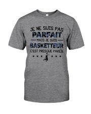 Basketteur - pas parfait Classic T-Shirt thumbnail