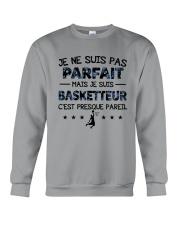Basketteur - pas parfait Crewneck Sweatshirt thumbnail