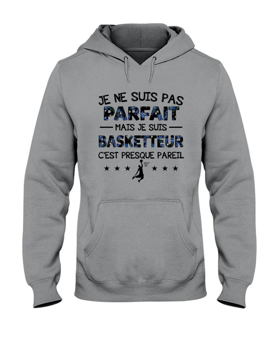 Basketteur - pas parfait Hooded Sweatshirt