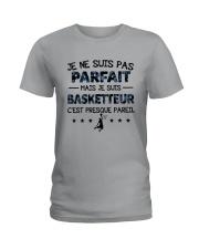 Basketteur - pas parfait Ladies T-Shirt thumbnail