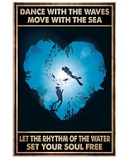 Dance With The Waves 9993 0012 11x17 Poster front