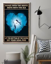 Dance With The Waves 9993 0012 11x17 Poster lifestyle-poster-1