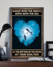 Dance With The Waves 9993 0012 11x17 Poster lifestyle-poster-2