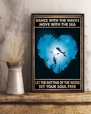 Dance With The Waves 9993 0012 11x17 Poster lifestyle-poster-3