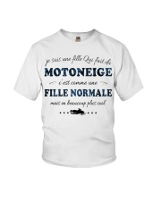 Fille Normale - Motoneige Youth T-Shirt tile