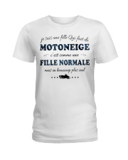 Fille Normale - Motoneige Ladies T-Shirt tile