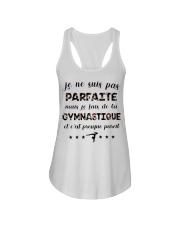 Gymnastique - Je Ne Suis Pas Parfaite Ladies Flowy Tank thumbnail