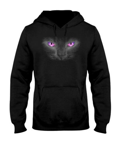 Galaxy Eyes Cat
