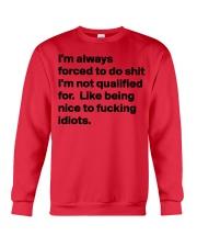 Only 14 today - Discount 60 percent Crewneck Sweatshirt thumbnail