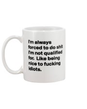 Only 14 today - Discount 60 percent Mug back