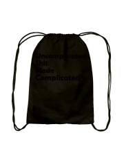only-17-today Drawstring Bag tile