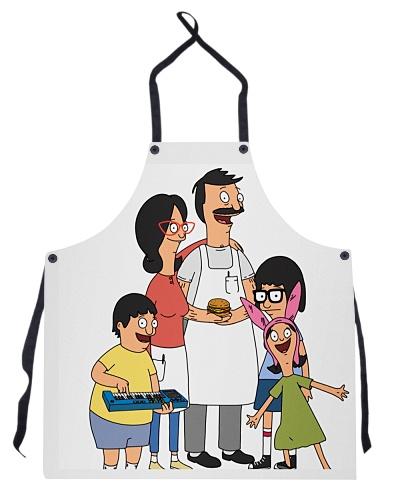 bobs burgers apron