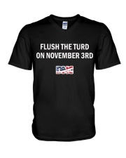 Sale Black Friday - Impeach Trump V-Neck T-Shirt thumbnail