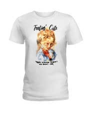 Only 14 Today Ladies T-Shirt thumbnail