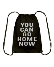 Only 14 today - You can go home now Drawstring Bag thumbnail