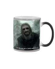 Only 11 today - LIMITED EDITION Color Changing Mug color-changing-right