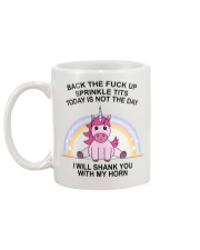 Only 14 Today - LIMITED EDITION Mug back