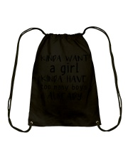 Only 16 Today - LIMITED EDITION Drawstring Bag thumbnail