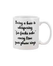 Only 14 today-Limited Edition Mug front