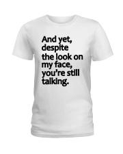 Sale Black Friday - LIMITED EDITION Ladies T-Shirt thumbnail