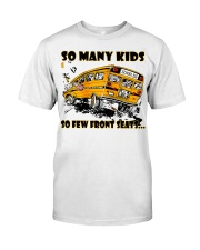 Only 16 today - LIMITED EDITION Classic T-Shirt front