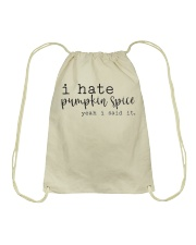 Limited Editon Drawstring Bag thumbnail