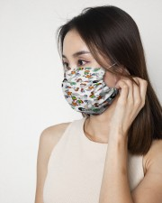 Roger-Alien-Smith-Gay 2 Layer Face Mask - Single aos-face-mask-2-layers-lifestyle-front-06